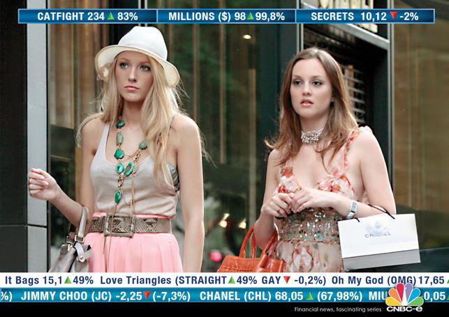 Rafineri'nin Cannes Lions'da Bronz Aslan alan çalışması: Gossip Girl