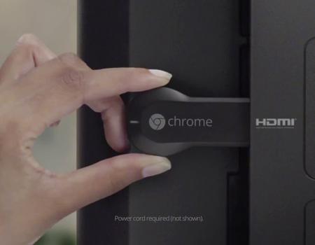 Chromecast ile her şey olduğundan daha büyük