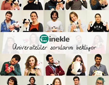 inekle.com bugüne kadar toplam 40 bin öğrenciye ulaştı