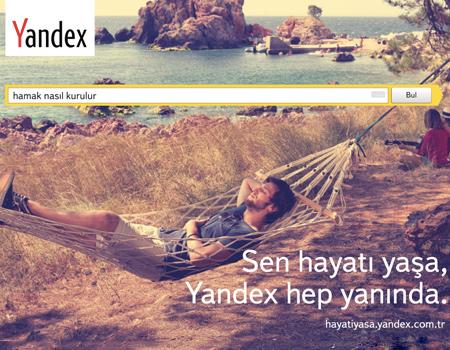Yandex yeni filmiyle marka imajına odaklanıyor