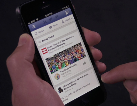 Facebook, Vodafone'un kampanyasını örnek gösterdi