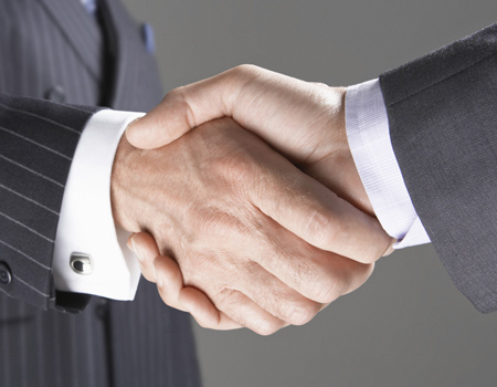 Yeni müşteri, anlaşma, ajans