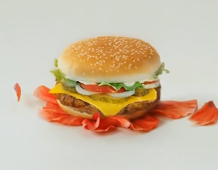 Burger King'in Rusya'da McDonald's'ı hedef alan reklamı yasaklandı