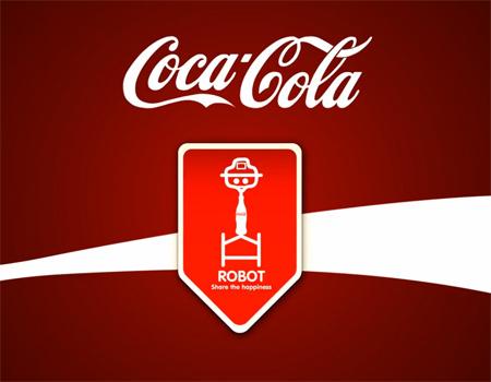 Coca-Cola'nın sosyal robotu festivale fiziksel olarak katılamayanları sanal olarak dâhil ediyor.