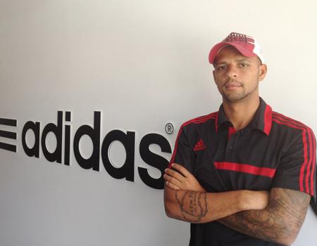 Felipe Melo adidas'ın reklam yüzü oldu