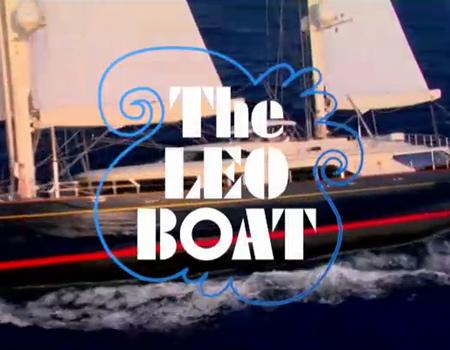 Leo Burnett İstanbul'un 'aşk gemisi'