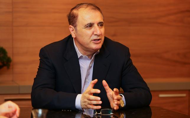 Show TV Yönetim Kurulu Başkanı Kenan Tekdağ