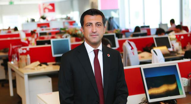 Vodafone Türkiye İcra Kurulu Başkan Vekili Gökhan Öğüt