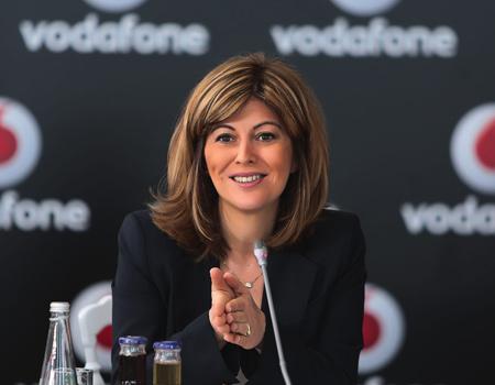 Vodafone Türkiye İcra Kurulu Başkanı Serpil Timuray