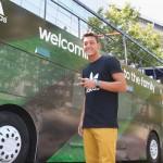 Adidas'tan Mesut Özil'e hoş geldin kampanyası