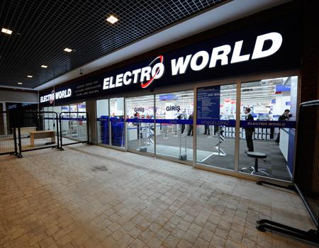 Bimeks Electro World Türkiye'yi satın alıyor