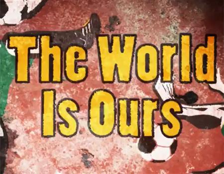 Coca-Cola, 2014 FIFA Dünya Kupası'na özel bestelenen bir şarkı yayınladı.