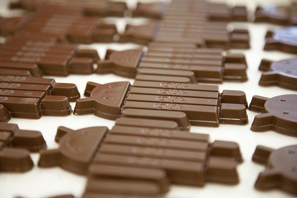 Android 4.4 ya da kısaca KitKat.