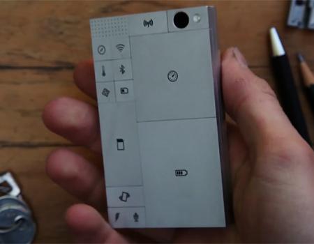 Listenin zirvesinde gelecek nesil telefon konsepti PhoneBloks var.