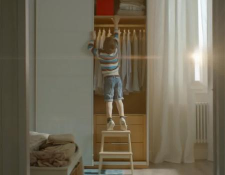IKEA'dan çocuğunuzla birlikte büyüyen mobilyalar