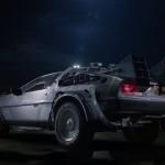 GE 'Brilliant Machines' serisini Geleceğe Dönüş teması ile devam ettiriyor.
