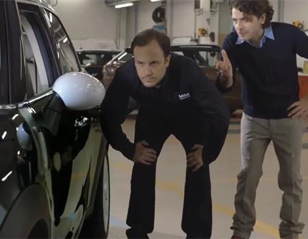 Uygun fiyatlı araç bakım hizmeti sunan Mini'den eğlenceli reklam filmi.