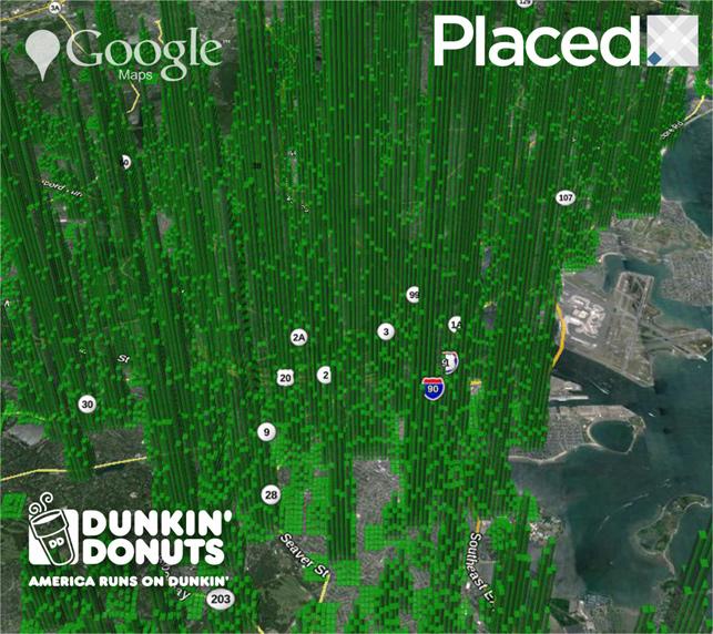 Lokasyon temelli reklamlara yeni hedefleme yöntemi