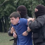 Rusya'da basın özgürlüğü için gerilla eylem