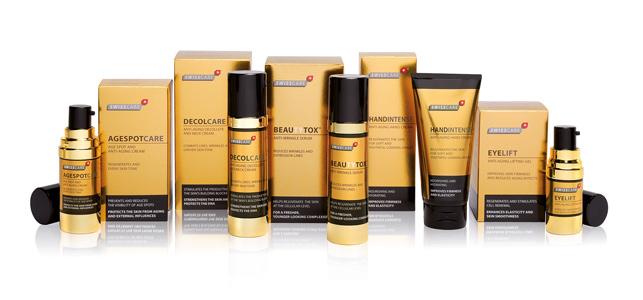 Swisscare Cosmetics Türkiye'de