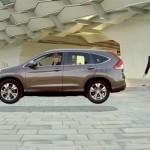 Honda'dan yeni CRV'ye büyüleyici reklam filmi.