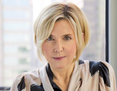 Saatchi & Saatchi Wellness küresel CCO'su Kathy Delaney