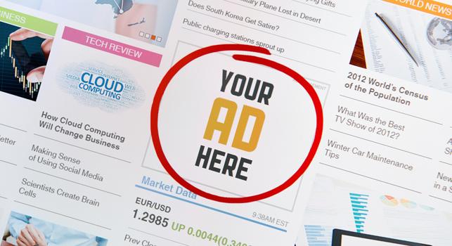 Masaüstü internet reklamcılığı hızla büyümeye devam ediyor