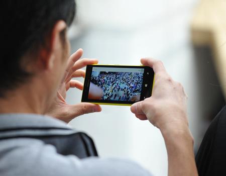 Mobil reklam, pazardaki büyümenin üçte birinden daha fazlasını sağlıyor