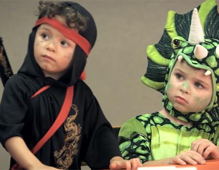 Şeker yerine sağlıklı ikramlar sunan Crest'e çocuklar samimi ve eğlenceli yanıtlar veriyor.