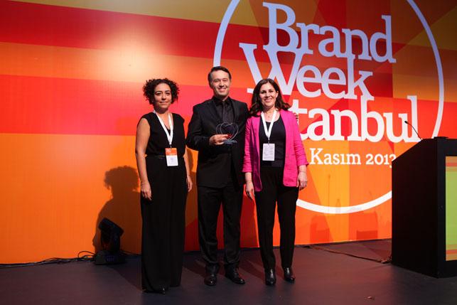 Türkiye'nin en sevilen markaları ödüllerini Brand Week'te aldı.