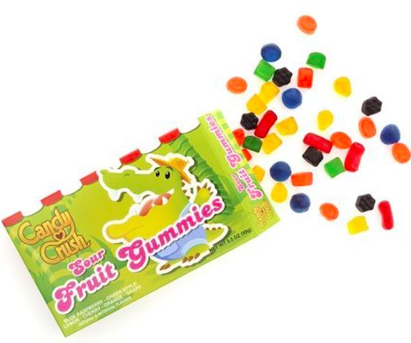 Candy Crush şekerleme markası oluyor