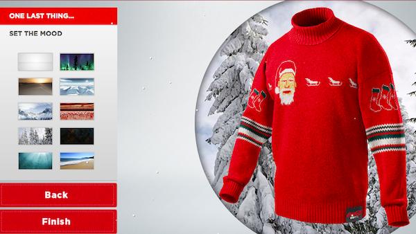 Bu kış Coca-Cola'nın ördüğü kazaklarla sıcak geçecek