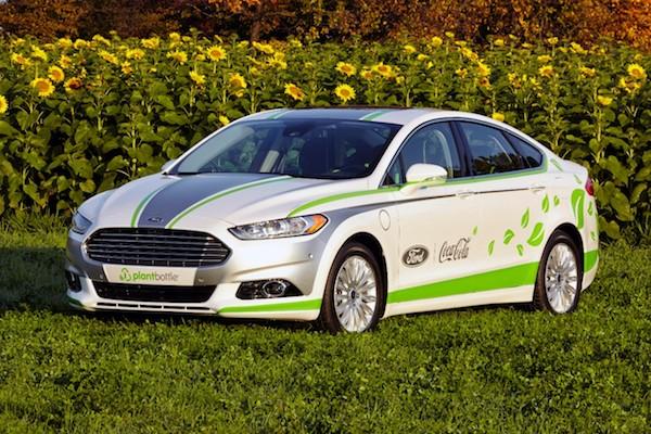 Ford, Coca-Cola'nın teknolojisini araçlarına aktarıyor