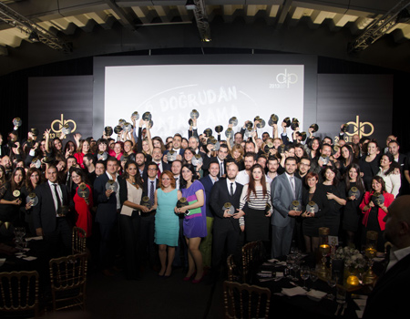DPİD Ödülleri töreni 13 Kasım'da Borusan Oto İstinye'de gerçkleştirildi.