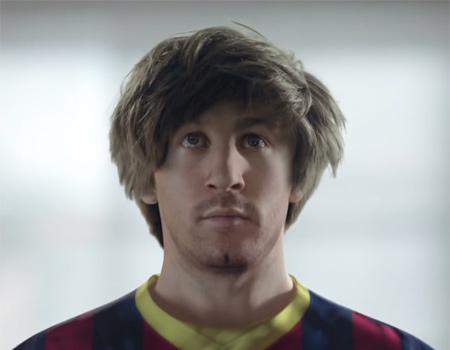 EA, online'da da Messi'nin ününden faydalanmaya devam ediyor.