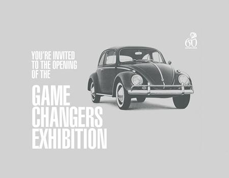 İlk kez Cannes Lions 2013'te katılımcılarla buluşan Game Changers sergisi Brand Week Istanbul için Türkiye'de!