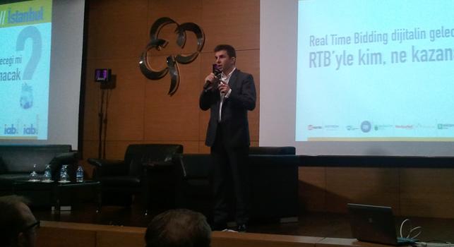 RTB tüm detayları ile IAB seminerinde tartışıldı