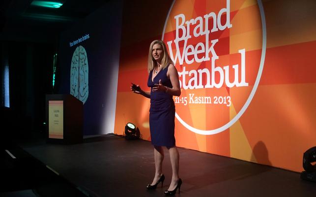 Laura Ries: 'Muhteşem halılarınıza Anatolia markasını versek?'