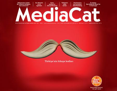 MediaCat Kasım sayısında Türk izleyicisinin kalbini fetheden hikâye kodlarını ele aldı.