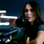 Megan Fox, Call of Duty: Ghost'un yeni reklamı için kamera karşısına geçti.