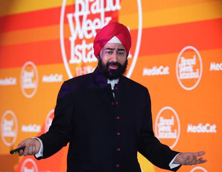 Kampanya gurusu ve usta iletişimci Ravi Singh Siyasi İletişim Zirvesi'nde seçim dersleri verdi.