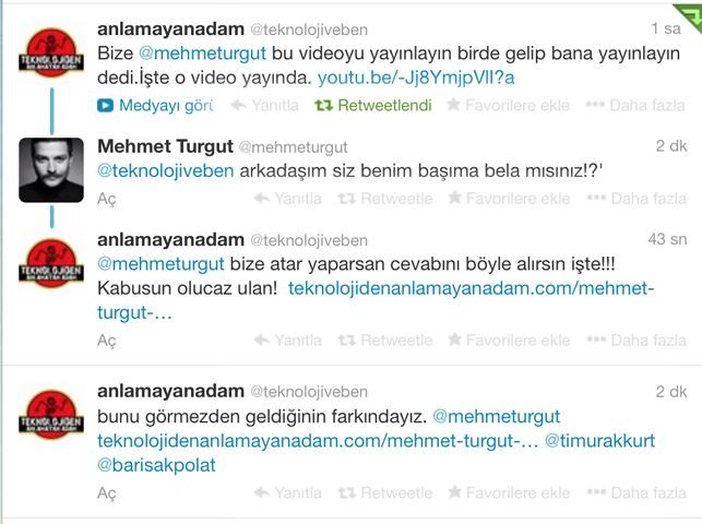 Teknolojiden Anlamayan Adam'dan Mehmet Turgut'lu viral