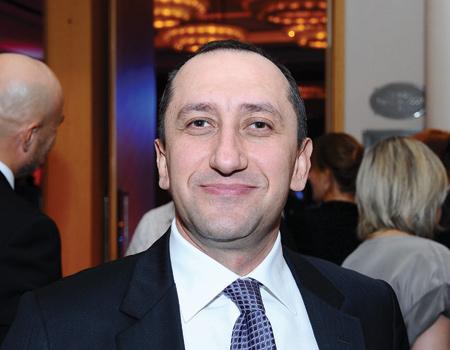 Televizyon İzlemeleri Araştırmaları Anonim Şirketi'nin yeni başkanı Ümit Önal oldu.