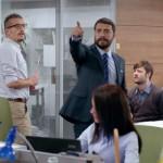 Turkcell'in yeni kampanyasında Ahmet Kural, Murat Cemcir ve Sadi Celil Cengiz rol alıyor.