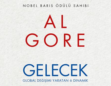 Al Gore'un yazdığı 'Gelecek', raflardaki yerini aldı.