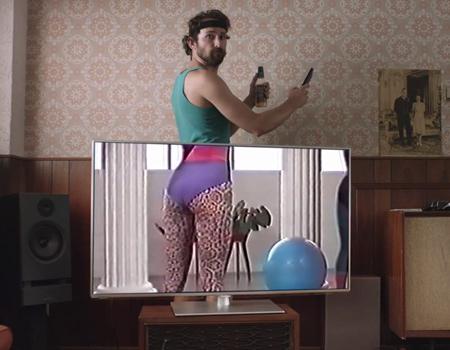 Avustralyalı Carlton'dan ilginç reklam dizisi.