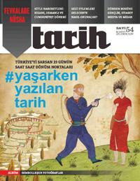 NTV Tarih dergisinin kapatılması