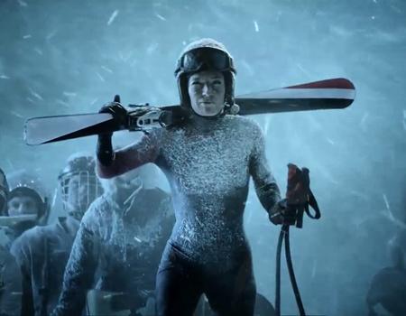 BBC Sport için çekilen filmi Game of Thrones yıldızı Charles Dance seslendiriyor.