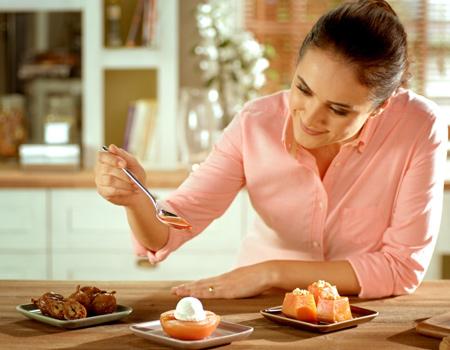 Carte d'Or Fırında Meyve Tatlıları Karışımı'nın reklam filmi yayına girdi.