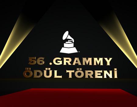 Grammy ödül töreni TV2 ve CNNTÜRK ekranlarında